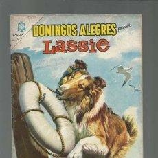 Tebeos: DOMINGOS ALEGRES 550: LASSIE, 1964, NOVARO, BUEN ESTADO. Lote 121912435