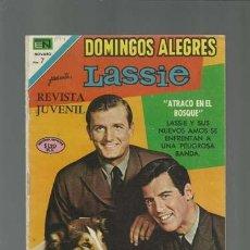 Tebeos: DOMINGOS ALEGRES 894: LASSIE, 1971, NOVARO, PROCEDENTE DE ENCUADERNACIÓN. Lote 121913019