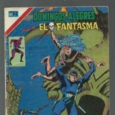 Tebeos: DOMINGOS ALEGRES 2-1275: EL FANTASMA, 1979, NOVARO SERIE AGUILA, BUEN ESTADO. Lote 121913759
