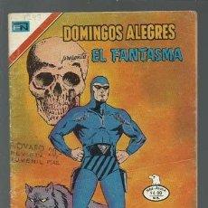 Tebeos: DOMINGOS ALEGRES 2-1243: EL FANTASMA, 1978, NOVARO SERIE AGUILA, BUEN ESTADO. Lote 121913919