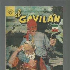 Tebeos: EL GAVILAN 24, 1962, EDITORA SOL, MUY BUEN ESTADO. Lote 121940279