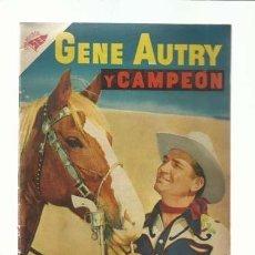 Tebeos: GENE AUTRY 32, 1956, NOVARO, MUY BUEN ESTADO. Lote 121970371