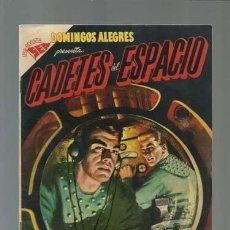 Tebeos: DOMINGOS ALEGRES 69: CADETES DEL ESPACIO, 1955, NOVARO, MUY BUEN ESTADO. Lote 121970939