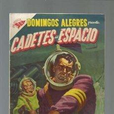 Tebeos: DOMINGOS ALEGRES 83: CADETES DEL ESPACIO, 1955, NOVARO, MUY BUEN ESTADO. Lote 121971287
