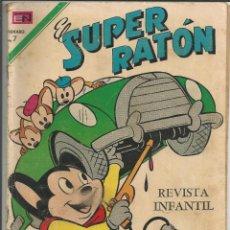 Tebeos: EL SUPER RATON - Nº 219 - NOVARO 1970. Lote 122027495