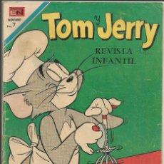 Tebeos: TOM Y JERRY Nº 293 - NOVARO 1970. Lote 122027863
