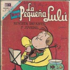Tebeos: LA PEQUEÑA LULÚ - Nº 269 - NOVARO 1969. Lote 122028851
