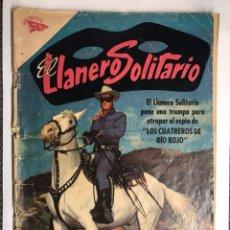 Tebeos: NOVARO NO.87 EL LLANERO SOLITARIO (A.1960). Lote 122048310