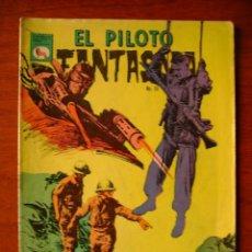 Tebeos: EL PILOTO FANTASMA N° 36 - ORIGINAL EDITORIAL LA PRENSA. Lote 122253315
