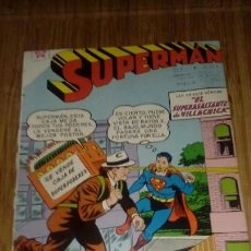 Tebeos: SUPERMAN NOVARO Nº 178. Lote 122270131