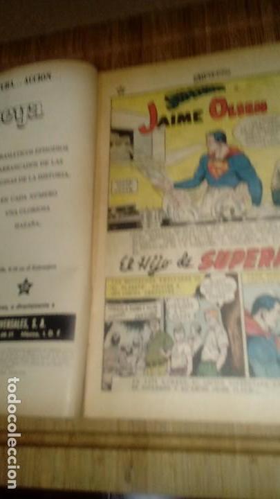 Tebeos: Superman Novaro Nº 204 - Foto 3 - 122273955