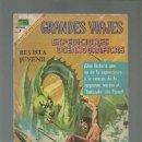 Tebeos: GRANDES VIAJES 73: EXPEDICIONES OCEANOGRÁFICAS, 1969, NOVARO, BUEN ESTADO. Lote 122462675