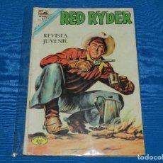 Tebeos: (M) RED RYDER NUM 207 , EDT NOVARO, CON ROTURAS. Lote 122537367