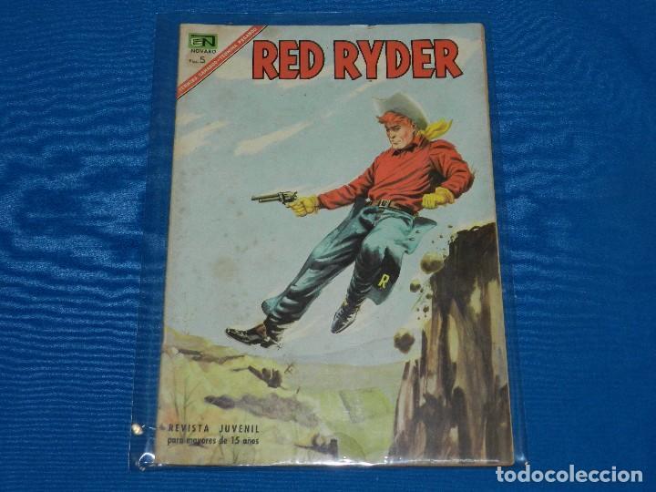 (M) RED RYDER NUM 160 , EDT NOVARO, SEÑALES DE USO (Tebeos y Comics - Novaro - Red Ryder)