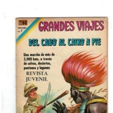 Tebeos - GRANDES VIAJES Nº 84 AÑO 1970 - 122722895
