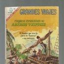 Tebeos: GRANDES VIAJES 45: PRIMERAS EXPEDICIONES DE AMERICO VESPUCIO, 1966, NOVARO, BUEN ESTADO. Lote 122733407