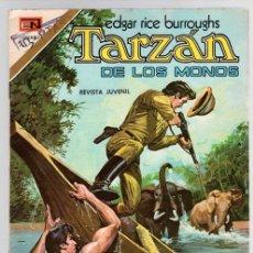 Tebeos: TARZAN. Nº 370. 1 DE NOVIEMBRE DE 1973. Lote 122864915
