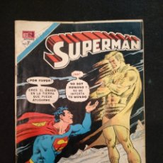 Tebeos: SUPERMAN NOVARO N°887. 1972. Lote 122908087