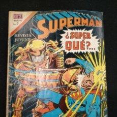 Tebeos: SUPERMAN NOVARO N°852. 1972. Lote 122910988