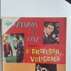Tebeos: CLÁSICOS DEL CINE N° 96 - EL PROFESOR VOLIGOMA - ORIGINAL EDITORIAL NOVARO. Lote 123019123