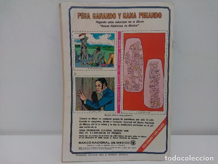 Tebeos: Comic Vidas Ilustres- Romain Rolland, Nº153 - Editorial Novaro, año 1967 - Foto 2 - 123042447