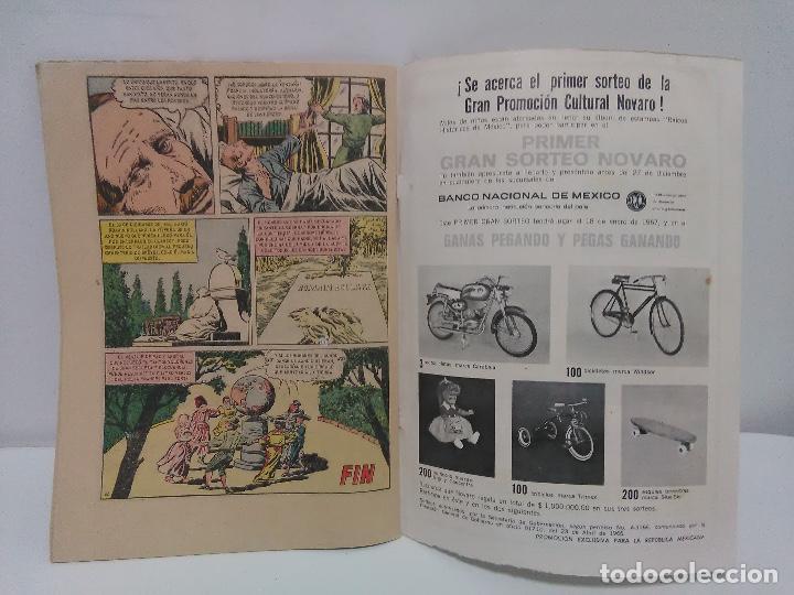 Tebeos: Comic Vidas Ilustres- Romain Rolland, Nº153 - Editorial Novaro, año 1967 - Foto 5 - 123042447