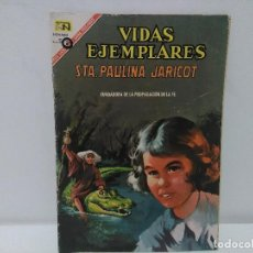 Tebeos: VIDAS EJEMPLARES, STA PAULINA JARICOT, Nº238 , AÑO 1967. Lote 123043727