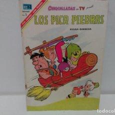 Tebeos: LOS PICA PIEDRAS, Nº198, AÑO1967, EDICIONES NOVARO. Lote 123047035
