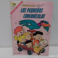 Tebeos: LOS PEQUEÑOS CAVERNÍCOLAS, Nº199, AÑO1967, EDICIONES NOVARO. Lote 123047175