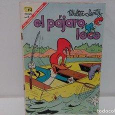 Tebeos: EL PÁJARO LOCO, Nº290, AÑO1967, EDICIONES NOVARO. Lote 123048383