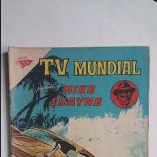 Tebeos: TV MUNDIAL N° 2 - ORIGINAL EDITORIAL NOVARO. Lote 123064731
