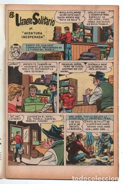 Tebeos: LLANERO SOLITARIO # 2 NOVARO AVESTRUZ 1975 LONE RANGER # 141 AÑO 1961 CLAYTON MOORE EXCELENTE - Foto 2 - 123083679