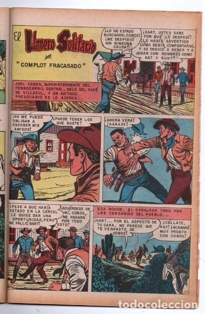 Tebeos: LLANERO SOLITARIO # 2 NOVARO AVESTRUZ 1975 LONE RANGER # 141 AÑO 1961 CLAYTON MOORE EXCELENTE - Foto 4 - 123083679