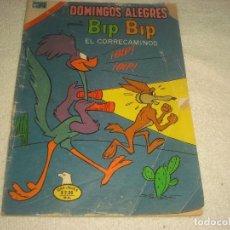 Tebeos: DOMINGOS ALEGRES, BIP BIP , EL CORRECAMINOS Nº 1096. Lote 123190159