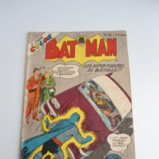 Tebeos: BATMAN Nº 68 - LOS SUPER-PODERES DE BATMAN - MUCHNIK EDITORES ARGENTINA - 1960. Lote 123291179