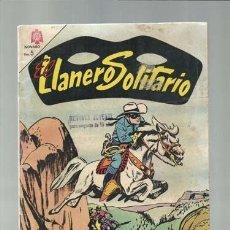Tebeos: EL LLANERO SOLITARIO 142, 1965, NOVARO, BUEN ESTADO. Lote 123381115