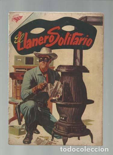 EL LLANERO SOLITARIO 45, 1956, NOVARO (Tebeos y Comics - Novaro - El Llanero Solitario)
