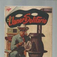 Tebeos: EL LLANERO SOLITARIO 45, 1956, NOVARO. Lote 123381635