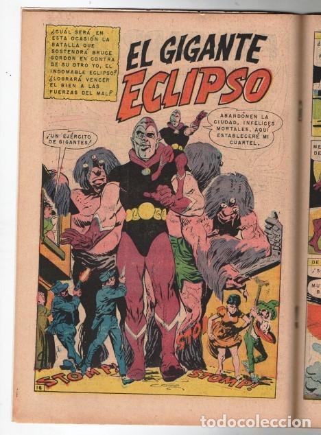 Tebeos: RELATOS FABULOSOS # 105 NOVARO 1968 ECLIPSO Y EL PRINCIPE RA MAN HOUSE OF SECRETS # 80 IMPECABLE - Foto 3 - 123556551
