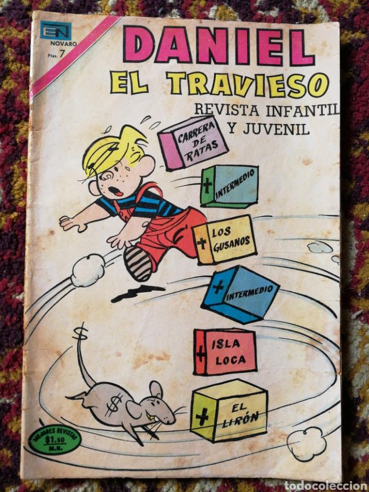 CÓMIC DANIEL EL TRAVIESO- EDITORIAL NOVARO, N°94-1972. (Tebeos y Comics - Novaro - Otros)