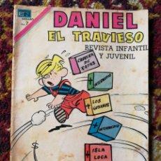 Tebeos: CÓMIC DANIEL EL TRAVIESO- EDITORIAL NOVARO, N°94-1972.. Lote 124209492