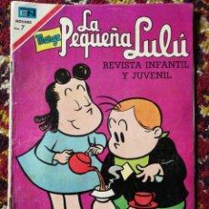 Tebeos: CÓMIC LA PEQUEÑA LULÚ- EDITORIAL NOVARO, N°286-1970.. Lote 124218888