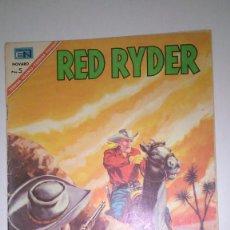 Tebeos: * RED RYDER * EDITORIAL NOVARO * LOTE 3 Nº. Lote 124222431
