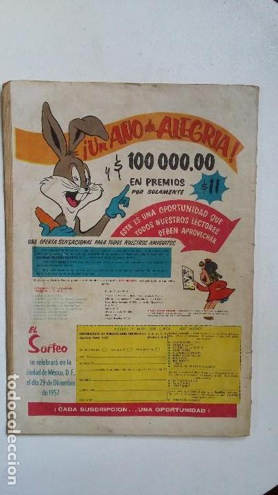 Tebeos: Tom y Jerry n° 75 - original editorial Novaro - Foto 2 - 124271823