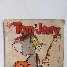 Tebeos: TOM Y JERRY N° 80 - ORIGINAL EDITORIAL NOVARO. Lote 124272067