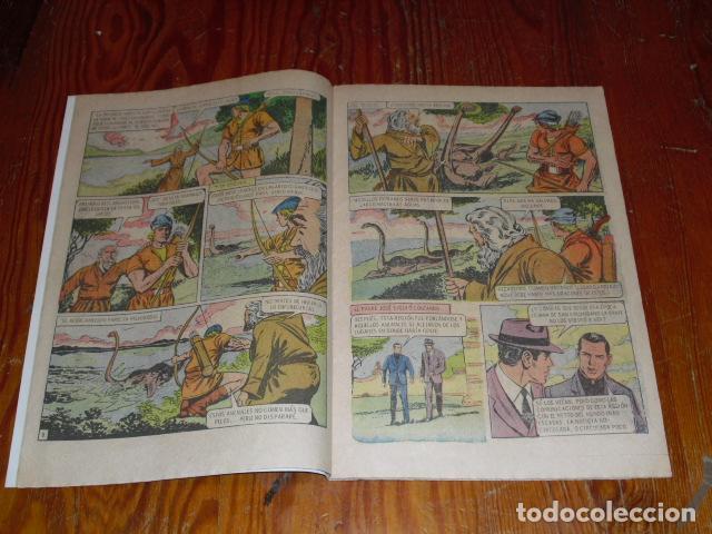 Tebeos: NOVARO - GRANDES VIAJES - Nº 93 - 1970 - - Foto 3 - 124461167