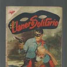 Tebeos: EL LLANERO SOLITARIO 57, 1957, NOVARO. Lote 124687171