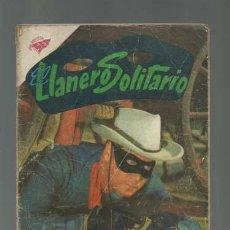 Tebeos: EL LLANERO SOLITARIO 84, 1960, NOVARO. Lote 124687263
