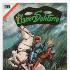 Tebeos: EL LLANERO SOLITARIO # 356 NOVARO AGUILA 1976 TORO EL JOVEN HALCON EL RENEGADO IMPECABLE ESTADO. Lote 125015851