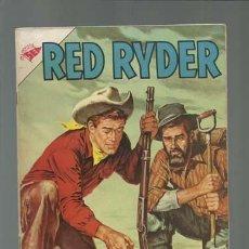 Tebeos: RED RYDER 7, 1955, NOVARO, MUY BUEN ESTADO. Lote 125107523